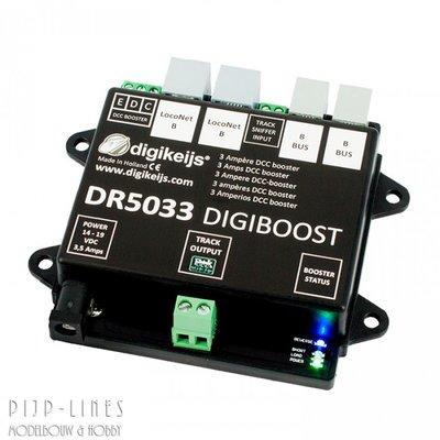 DR5033-ADJ DCC Booster 3 Ampère