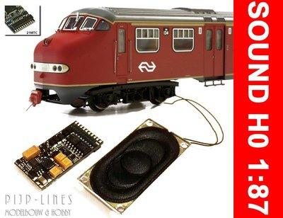 ESU V4.0 LokSound decoder NS Plan U