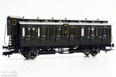 DRG 3e klas personen wagen Type C pr21