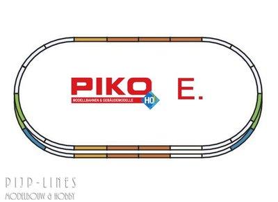 A-Gleis rails set E