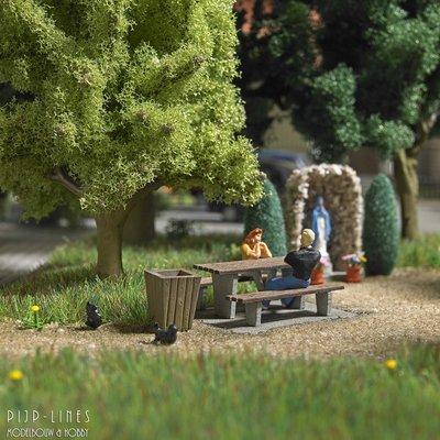 Picknick banken