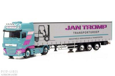 "DAF XF Euro6 Sz ""Jan Tromp transportgroep"""