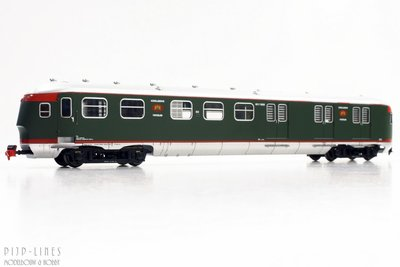NS Pec Deukneus Postwagen P 8506 '37-'39