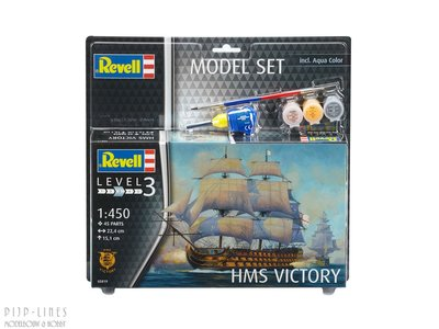 Model Set HMS Victory
