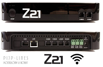 Z21 digitaal centrale
