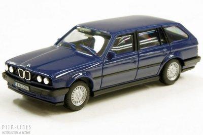 BMW 325i Touring Blauw