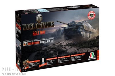 WORLD of TANKS 38t Hetzer + Bonus Code