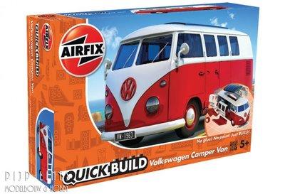 Volkswagen Camper Van Quickbuild