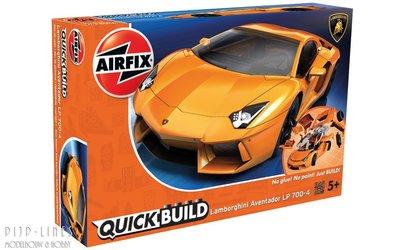 Lamborghini Aventador Quickbuild