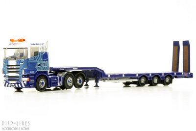 Scania dieplader Nooteboom
