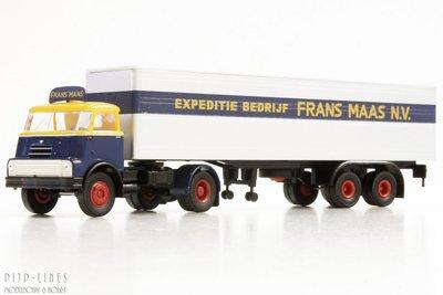 """DAF DO 2600 """"Frans Maas"""""""