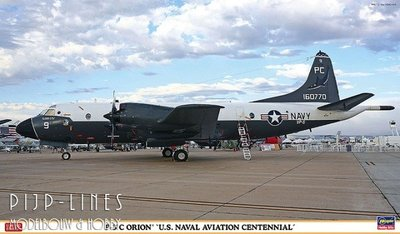 "P-3C Orion ""US Naval Aviation Centennial"" NL Decals!"