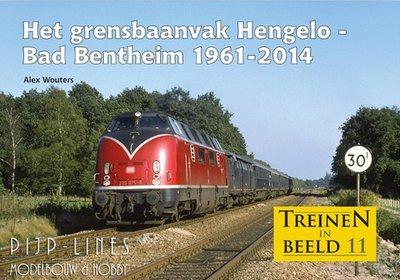 Het grensbaanvak Hengelo – Bad Bentheim 1961-2014
