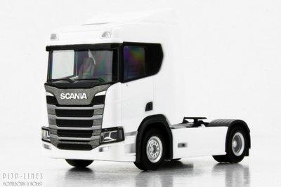 Scania CR ND ZM Wit