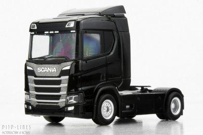 Scania CR ND ZM Zwart