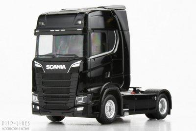 Scania CS V8 ZM Zwart