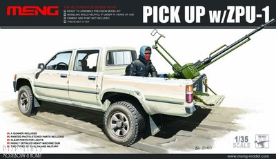 Pick-up w/ZPU-1
