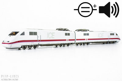DB ICE 1 motorwagen set BR 401 DCC Sound