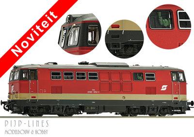 ÖBB Diesel locomotief Rh 2143 DCC Sound