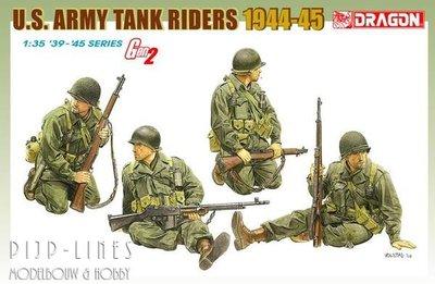 U.S. Army Tank Riders '39-'45