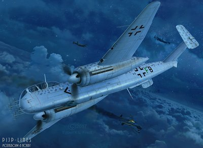 Heinkel He219 A-O Nightfighter
