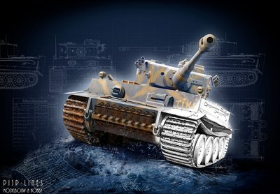 75 Year Tiger I
