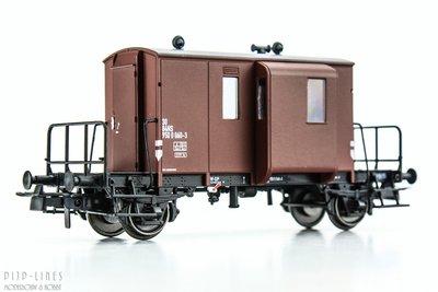 NS DG begeleidingswagen. 060-3