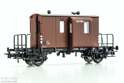 NS DG begeleidingswagen. D 2519