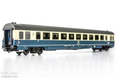 DB IC 2e klas rijtuig type Bpmz 291