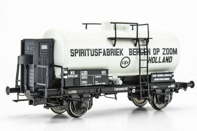 NS ketel wagon Spiritusfabriek Bergen op Zoom