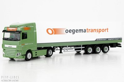 "DAF XF euro 6 ""Oegema Transport"""