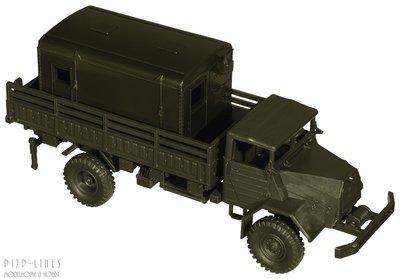 MAN 630L2 AE met US zendcabine Belgisch