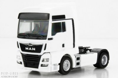MAN TGX XLX 6c Wit
