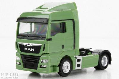 MAN TGX XLX 6c Groen