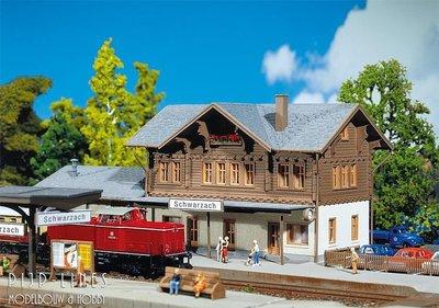 Station Schwarzach