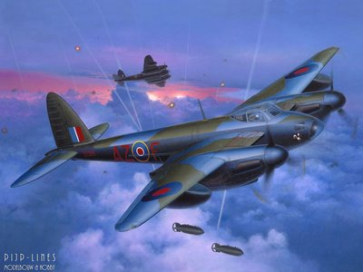 D.H. Mosquito B Mk.IV