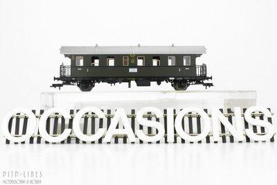 DR 3e klas personen wagon Type Cid