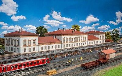 Station Friedrichstadt