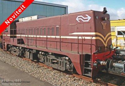 "NS diesellocomotief 2200 Digitaal Sound ""2210"""