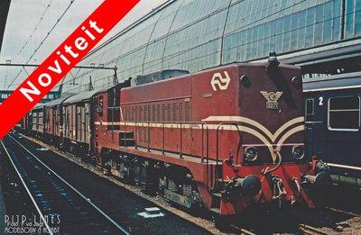 NS diesellocomotief 2271