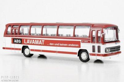"""MB O302 bus """"AEG Lavamat"""""""