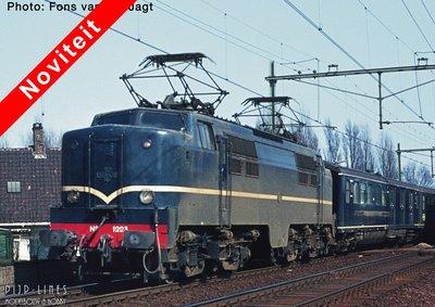 """NS Elektrische locomotief 1200 """"1207 Berlijnsblauw"""""""