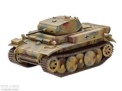 PzKpfw II Ausf. L LUCHS (Sd.Kfz. 123