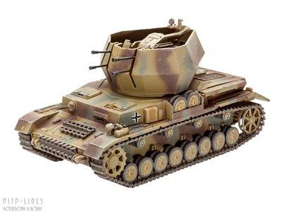 "Flakpanzer IV ""Wirbelwind"" (2 cm Flak 38)"