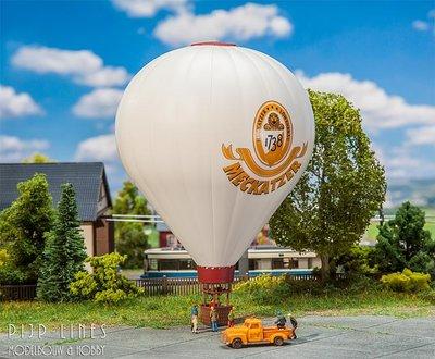 Heteluchtballon Meckatzer