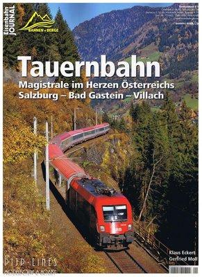 Eisenbahn Journal Bahnen und Berge 1-2018