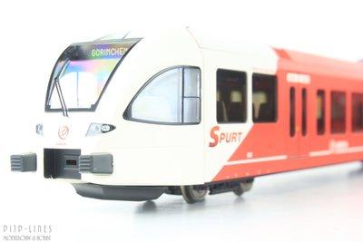 """Arriva GTW 2/8 elektrisch treinstel """"Gorinchem"""""""