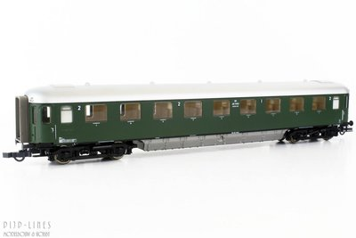 NS Bolkop sneltrein rijtuig 1e/2e klas