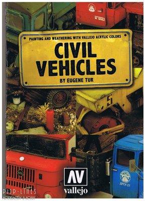 """Civil Vehicles """"schilderen en verweren"""""""
