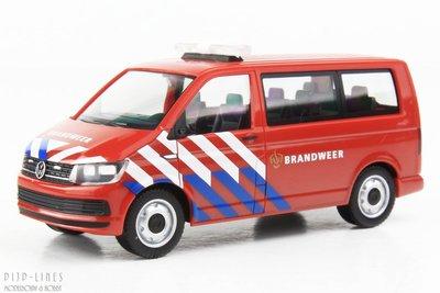 VW T6 Nederlandse Brandweer (NL)